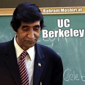 Image for 'Bahram Moshiri at UC Berkeley'