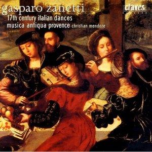 Image for 'Gasparo Zanetti: 17th Century Italian Dances'