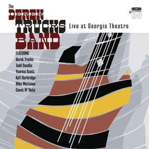 Image pour 'Live at Georgia Theatre'