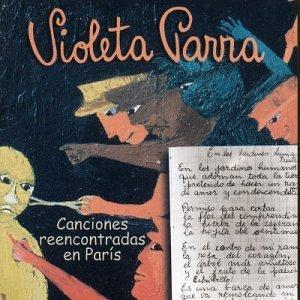 Image for 'Canciones reencontradas en París'