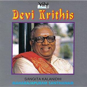 Bild für 'Devi Krithis - Maharajapuram Santhanam'
