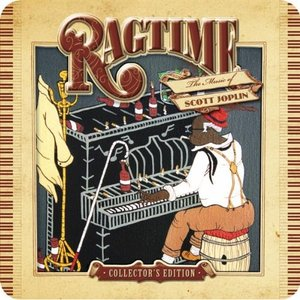 Image for 'Ragtime: The Music of Scott Joplin'