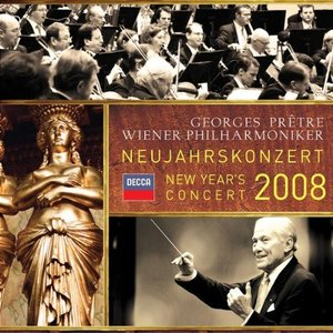 Image pour 'New Year's Day Concert 2008'