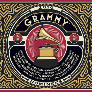 Image for '2010 Grammy Nominees'