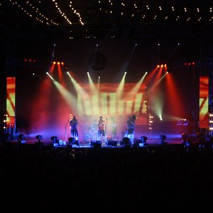 Bild für 'Live @ Roskilde 2009'