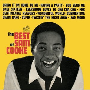 Image for 'The Best Of Sam Cooke'