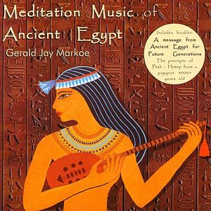Image for 'Meditation Music of Ancient Egypt'