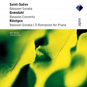 Image for 'Apex: Bassoon Sonatas'