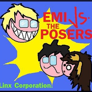 Image for 'Emi vs Pegah and Tommi (theposers)'