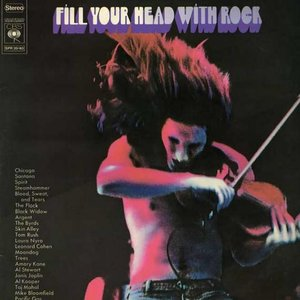 Image for 'Fill Your Head With Rock'