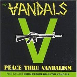 Image for 'Peace Thru Vandalism (Re-Mastered)'