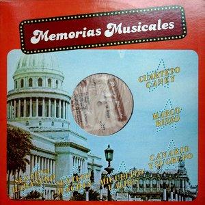 Bild för 'memorias musicales'