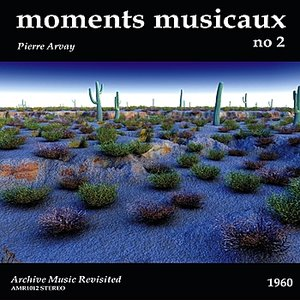 Image for 'Moments Musicaux No. 2 (Stereo) - EP'