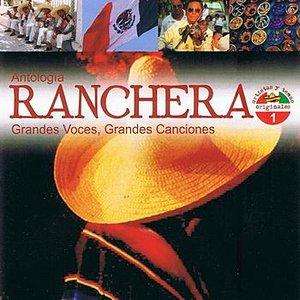 Image for 'Antología Ranchera Grandes Voces, Grandes Canciones Volume 1'
