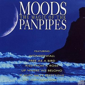 Image for 'K-tel Presents Moods - The Magic of the Panpipes'