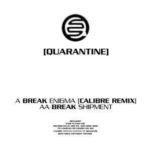 Image for 'Enigma (Calibre Remix) / Shipment'