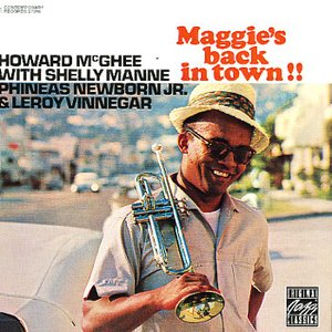 Image for 'Maggie's Back in Town'