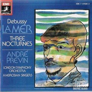 Bild för 'La Mer - Nocturnes'