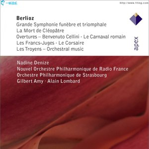 Image for 'Berlioz : Orchestral Works'