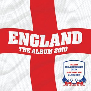 Image for 'England - The Album 2010'