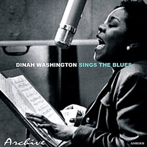 Image for 'Dinah Washington Sings the Blues'