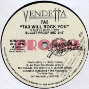 Image for '7A3 Will Rock You'
