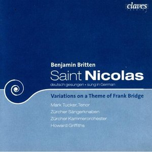 Image for 'Variations on a Theme of Frank Bridge; Bourree Classique'