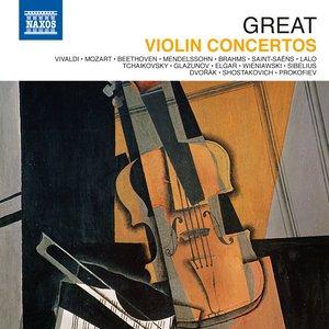 Image for 'Great Violin Concertos'