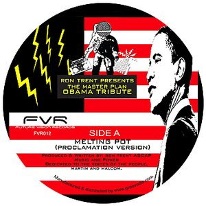 Image for 'Obama Tribute EP'