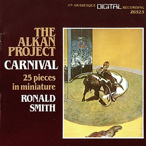 Imagem de 'The Alkan Project: Carnival, 25 Pieces in Miniature'
