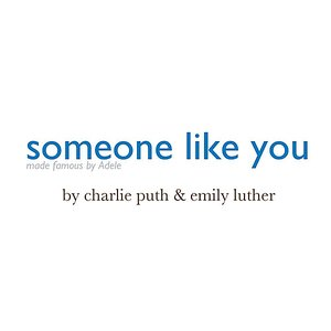 Image pour 'Someone Like You'