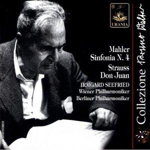Bild för 'Mahler: Sinfonia N. 4; Strauss: Don Juan'
