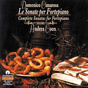 Image for 'Cimarosa: Complete Sonatas for Fortepiano, Vol. 1'