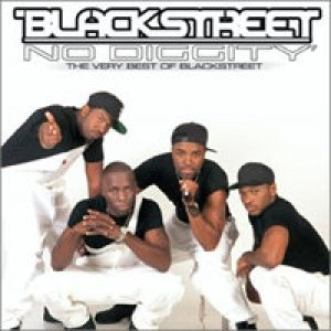 """No Diggity-The Very Best Of""的封面"