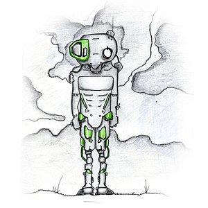 Immagine per 'I'm a Robot'