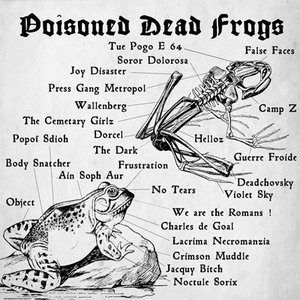 Image for 'Poisoned Dead Frogs'