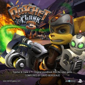 Imagem de 'Ratchet & Clank 3: Original Soundtrack'