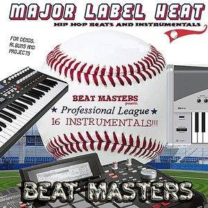 Imagem de 'Major Label Heat Royalty Free Hip Hop Rap Instrumentals, Tracks, Beats for Demos'