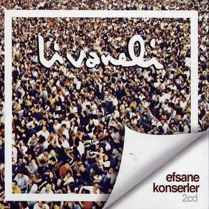 Image for 'Efsane Konserler'