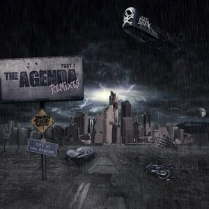 Image for 'The Agenda Remixes (Part 1)'
