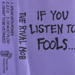 Image for 'If You Listen To Fools...'