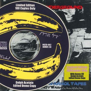 Image for 'At the Factory: Warhol Tapes (bonus disc: The Velvet Underground & Nico (Edited Norman Dolph Acetate))'
