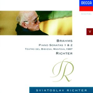 Image for 'Brahms: Piano Sonatas Nos.1 & 2'