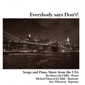 Image for 'Everybody says don't'