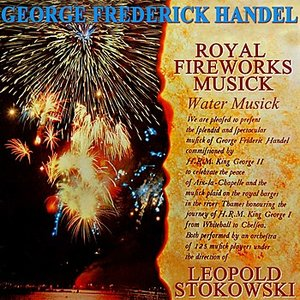 Image for 'Royal Fireworks Music: Overture'