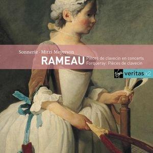 Immagine per 'Rameau - Pièces de clavecin en concerts (1741)'