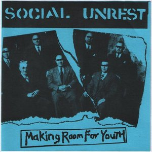 Image for 'Making Room For Youth'