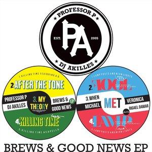 Image for 'Brews & Good News EP'