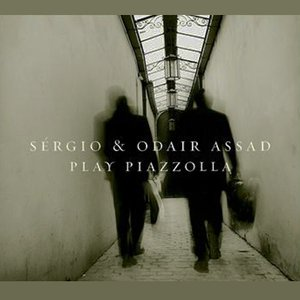 Image for 'Sérgio & Odair Assad Play Piazzolla'