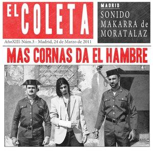 Image for 'Más cornás da el hambre'